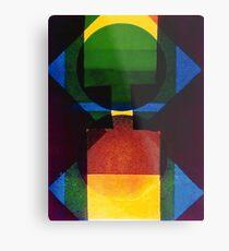 Etude: Homage to Philip Glass Metal Print