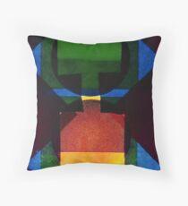 Etude: Homage to Philip Glass Throw Pillow