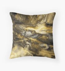A tomb in the land of Ur of the Chaldees: An Abstract Work Floor Pillow