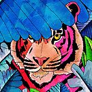 Tropischer Tiger von steveswade