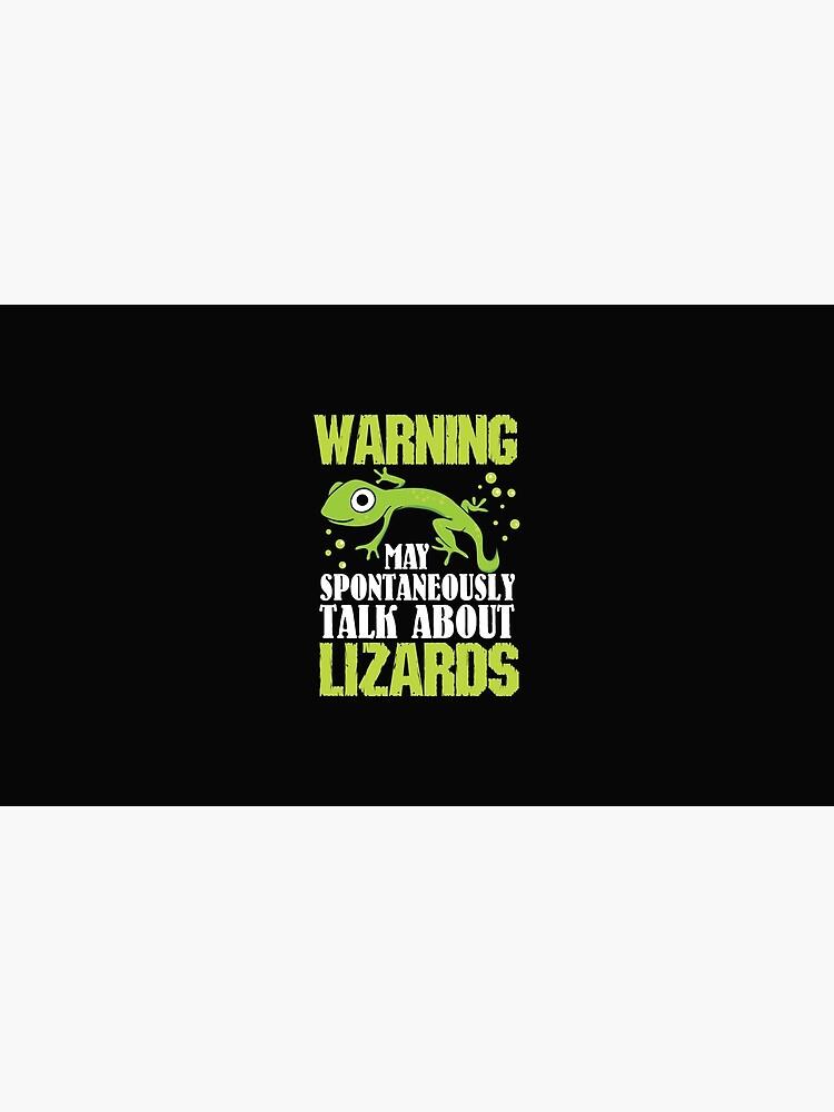 Bearded Dragon T Shirt I lizard gecko iguana gift von biNutz