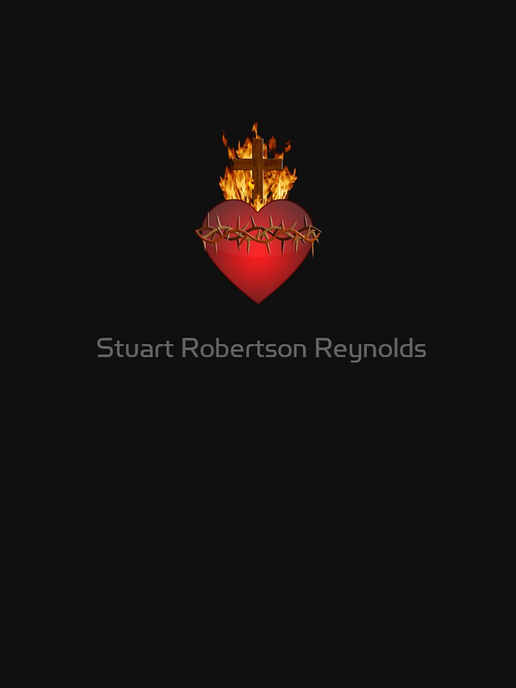 Sacred Heart by Sparky2000