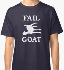 FAIL GOAT - White Classic T-Shirt