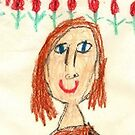 Red Head by shoshanah