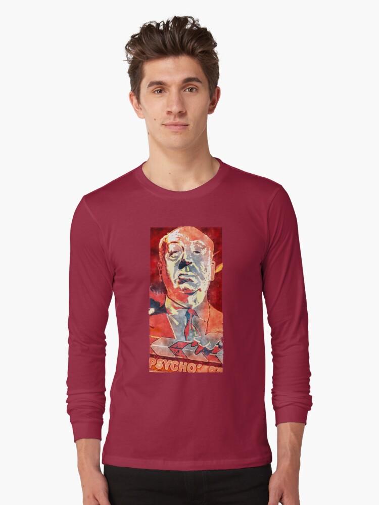 psycho t shirt by DARREL NEAVES