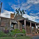 The Slab Hut by Maree Toogood