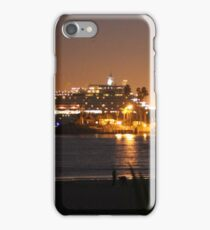 Queen Elizabeth Visits Queen Mary iPhone Case/Skin