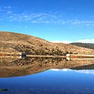 Reflections of Craigbourne by CezB