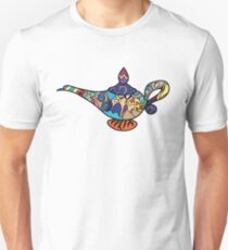 Looking for the genie Unisex T-Shirt