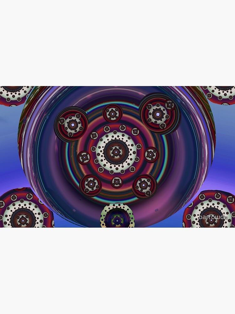 Glass Zodiac Diaspora by barrowda