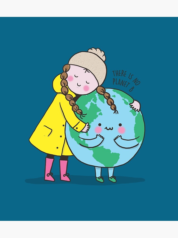 THERE IS NO PLANET B by RiLi