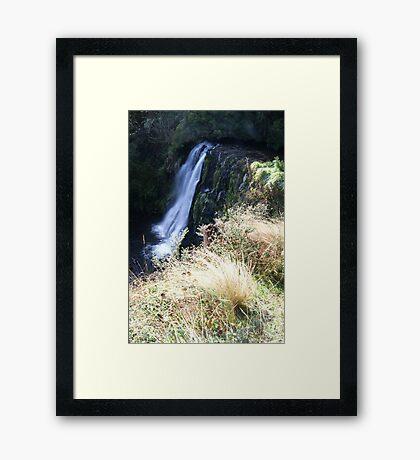 St. Joseph's Falls, Tewkesbury Framed Print