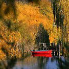 Red Boat by Graham Schofield