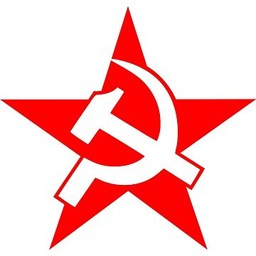 Soviet Hammer and Sickle Red Star by NeoFaction
