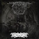 ETERNAL CANDLESHADOW OF THE NEKRODEMONCHALICE (Faces The True Desolation Of Sacrificial Grimskulls In The Moonforest Of The Thronegoat) - Album Cover... by IWML