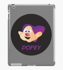 dopey iPad Case/Skin