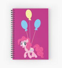 Pinkie Pie Spiral Notebook