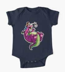 Dragons Love Donuts One Piece - Short Sleeve