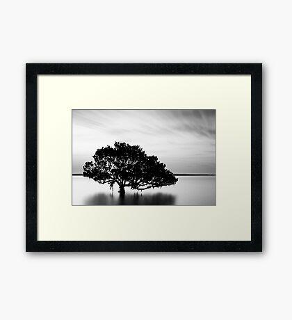 Dusk at Tenby Point Framed Print
