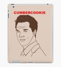 Cumbercookie iPad Case/Skin