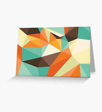 Shard – Retro Greeting Card