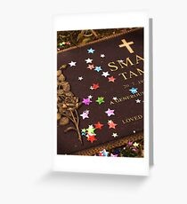 Stars on Tammy Greeting Card