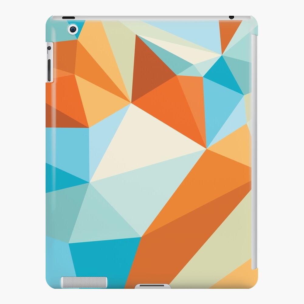 Shard – Gold Fish iPad Case & Skin