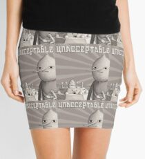 Unacceptable: Castle Lemongrab Mini Skirt