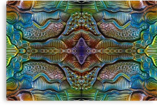 Dragon's Belly (best viewed large) by MelDavies