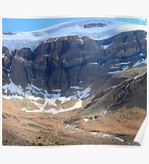 Glacier creeks Poster