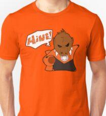 Itty Bitty Space Hyenas Unisex T-Shirt