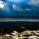 Hill top Clouds by Greig Nicholson
