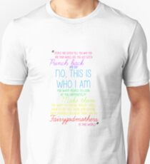 Once Upon a Time - Emma Swan Quote Rainbow T-Shirt