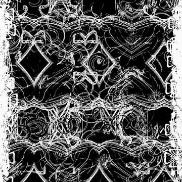 abstract design for your t-sirt by floaredecolt