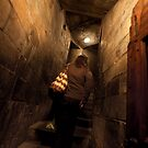 Duomo Stairs by Daniel Wills