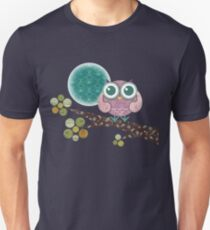 Midnight Owl Unisex T-Shirt