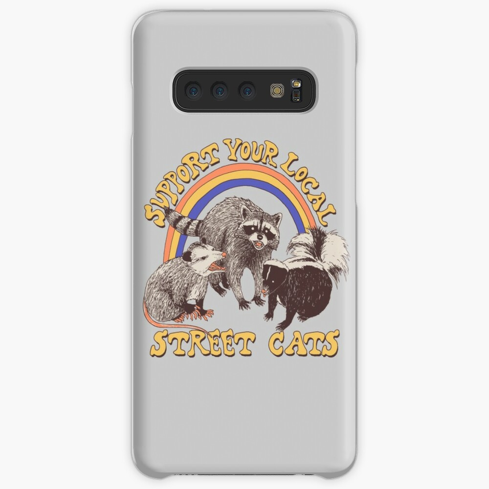 Street Cats Case & Skin for Samsung Galaxy