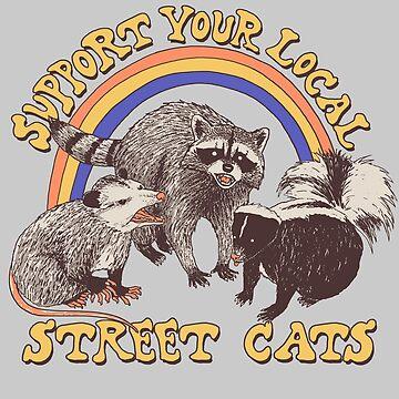 Straßenkatzen von wytrab8