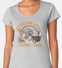 Street Cats Premium Scoop T-Shirt