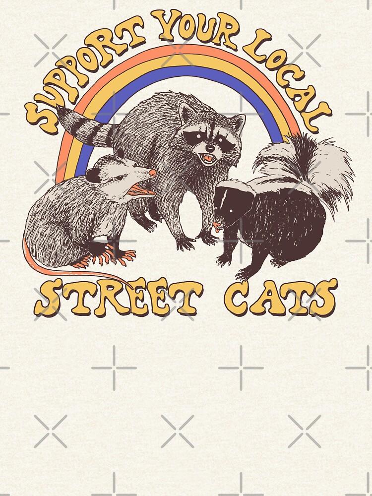 Gatos de la calle de wytrab8