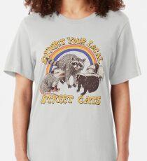 Street Cats Slim Fit T-Shirt