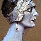 'Sepia Siren' by Lynda Robinson