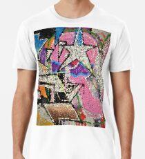 GRAFFITI MOSAIK MIT STERN STREETART Premium T-Shirt