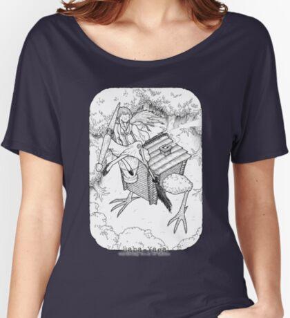Baba-Yaga Women's Relaxed Fit T-Shirt