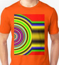 abstract t-shirt design Unisex T-Shirt