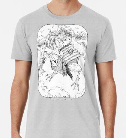 Baba-Yaga Men's Premium T-Shirt