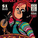 Chucky's Pizza by designedbydeath