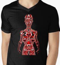 In The Skin Men's V-Neck T-Shirt