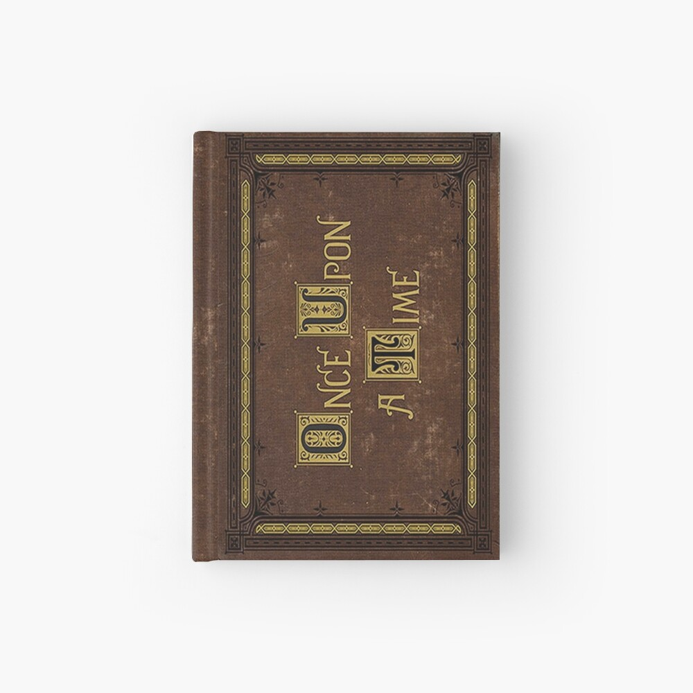 Once Upon a Time Merchandise Hardcover Journal