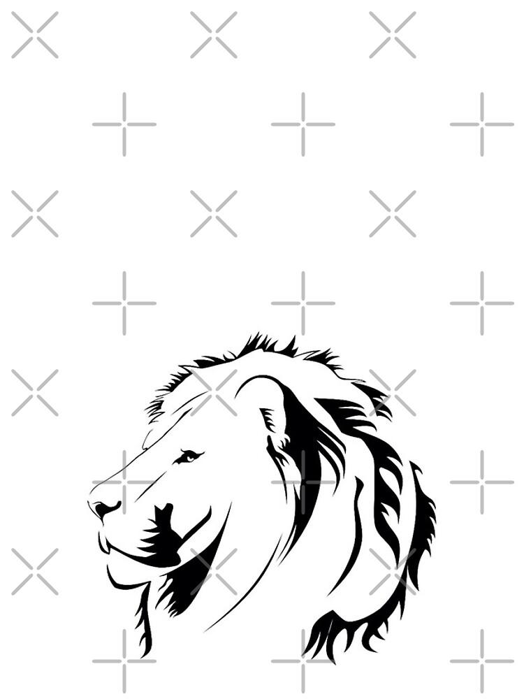 Lionhead Tribales von pASob-dESIGN